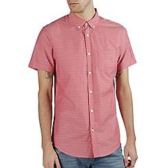 Burton - Pink all over print shirt