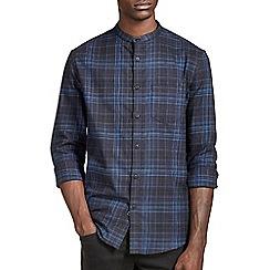 Burton - Black & blue check shirt
