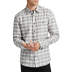 Burton - Grey check shirt