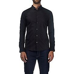 Burton - Black long sleeve stretch shirt