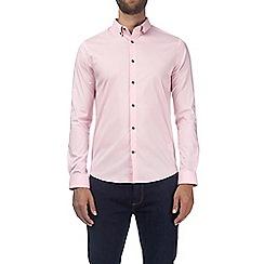 Burton - Pink long sleeve stretch shirt
