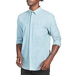 Burton - Green texture shirt