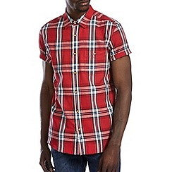 Burton - Red check shirt*