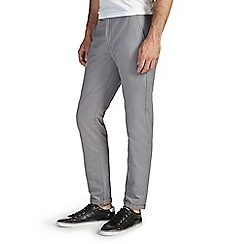 Burton - Charcoal slim chinos