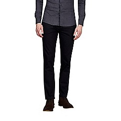 Burton - Black slim fit stretch chinos