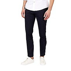 Burton - Navy skinny fit chinos