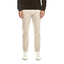 Burton - Dove tapered fit stretch chinos