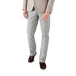 Burton - Light grey stretch chinos