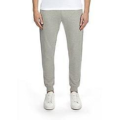 Burton - Grey marl slim fit joggers