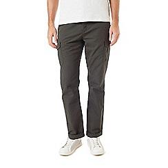 Burton - Khaki cargo trousers