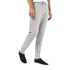 Burton - Grey ottoman joggers