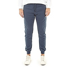 Burton - Atlantic blue slim fit joggers