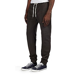 Burton - Solid charcoal joggers