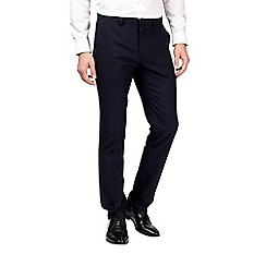 Burton - 2 pack navy trousers