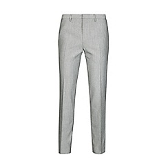 Burton - Skinny tapered grey trousers