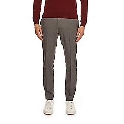 Burton - Light grey skinny fit trousers