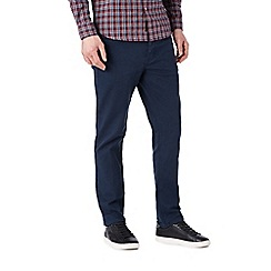 Burton - Blue coloured skinny fit jeans
