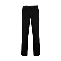 Burton - Black 5 pockets regular fit trousers