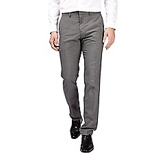 Burton - Light grey twin pack trousers