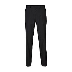 Burton - Slim black trousers