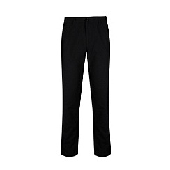 Burton - Black 5 pockets slim fit trousers