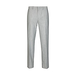 Burton - Tapered grey trousers