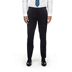 Burton - Black slim fit stretch trousers