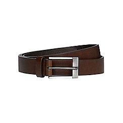 Burton - Textured cut edge belt