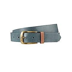 Burton - Dusty blue belt