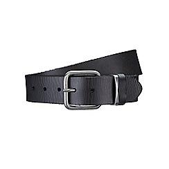 Burton - Black casual jeans belt
