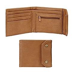 Burton - Tan wallet