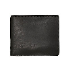Burton - Black leather premium  wallet