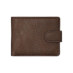Burton - Brown bifold wallet