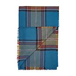 Burton - Green teal scarf