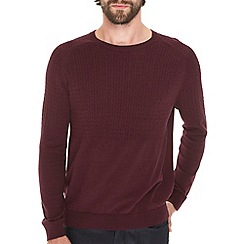 Burton - Burgundy lightweight cable