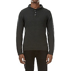 Burton - Khaki knitted jumper