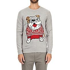 Burton - Bulldog christmas jumper