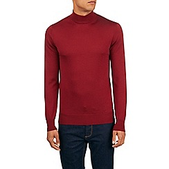 Burton - Montague burton 100% merino wool turtle neck jumper