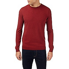 Burton - Red crew neck jumper