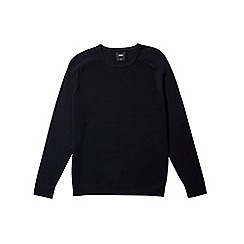 Burton - Black crew neck jumper