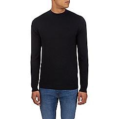 Burton - Black turtle neck jumper