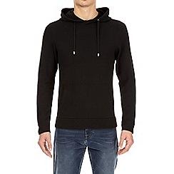Burton - Black soft hoodie