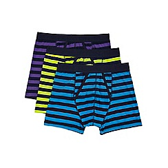 Burton - 3 pack bright stripe trunks