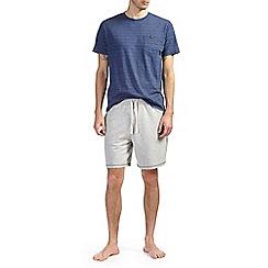 Burton - Jersey short sleeve jogger set
