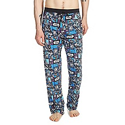 Burton - Star wars print lounge pants