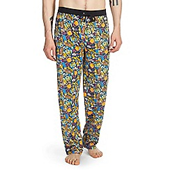 Burton - Simpsons print lounge pants
