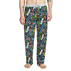 Burton - Marvel print lounge pants