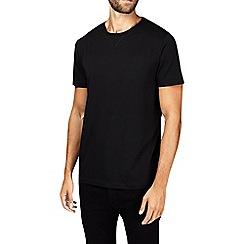 Burton - Montague burton premium black modal t-shirt