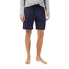 Burton - Montague burton navy premium modal shorts