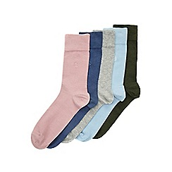 Burton - 5 pack spring coloured socks